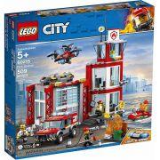 LEGO CITY QUARTEL DOS BOMBEIROS 60215