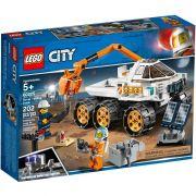 LEGO CITY VEICULO DE TESTE DE CONDUÇÃO LUNAR 202 PEÇAS 60225