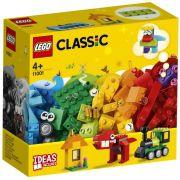 LEGO CLASSIC CONJUNTO BASICO E IDEIAS 11001
