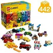 LEGO CLASSIC PEÇAS SOBRE RODAS 10715 LEGO