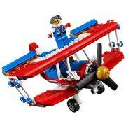LEGO CREATOR 3 EM 1 AVIAO DE ACROBACIAS OUSADAS 31076