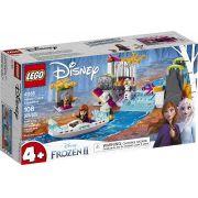 LEGO DISNEY A EXPEDIÇÃO DE CANOA DA ANNA 41165