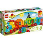 LEGO DUPLO O TRENZINHO DOS NUMEROS 23PCS 10847
