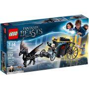 LEGO HARRY POTTER 75951 ANIMAIS FANTÁSTICOS A FUGA DE GINDEWARLD
