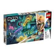 LEGO HIDDEN SIDE ATAQUE DE CAMARAO AO BARRACAO 70422