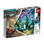 LEGO HIDDEN SIDE O LABORATORIO DE FANTASMAS DE J.B 70418