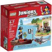 LEGO JUNIOR PIRATAS EM CAÇA AO TESOURO 10679