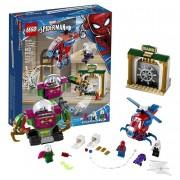 LEGO MARVEL SPIDER-MAN A AMEAÇA DE MYSTERIO 76149 LEGO