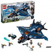LEGO MARVEL SUPER HEROES QUINJET DOS VINGADORES
