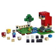 LEGO MINECRAFT A FAZENDA DA LA 260 PECAS 21153