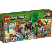LEGO MINECRAFT A MINA DE CREEPER 21155