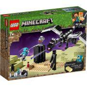 LEGO MINECRAFT BATALHA FINAL 21151