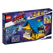 LEGO MOVIE 2 70826 VEICULO T-REX THREME 3 EM 1