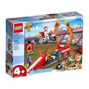 LEGO TOY STORY 4 SHOW DE ACROBACIAS DO DUKE CABOOM