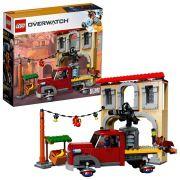 LEGO OVERWATCH CONFRONTO DE DORADO 75972