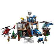 LEGO QUARTEL DE POLÍCIA DA MONTANHA 60174
