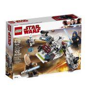 LEGO STAR WARS 75206 CONJUNTO DE COMBATE JEDI CLONE TROOPERS
