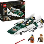 LEGO STAR WARS A-WING STARFIGHTER DA RESISTENCIA 75248