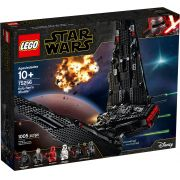 LEGO STAR WARS ONIBUS ESPACIAL DO KYLO REN'S SHUTTLE 75256