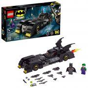 LEGO SUPER HEROES BATMÓVEL PERSEGUIÇÃO DO JOKER 76119
