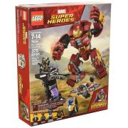 LEGO SUPER HEROES MARVEL O ATAQUE DESTRUIDOR DE HULKBUSTER