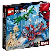 LEGO SUPER HEROES SPIDER-MAN A ARANHA TREPADORA 76114