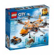LEGO CITY TRANSPORTE AÉREO PELO ÁRTICO 60193