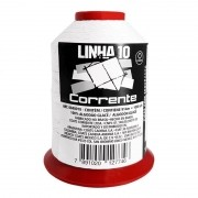 LINHA CORRENTE PIPA BRANCA N10 1000 JARDAS 0840 CORRENTE
