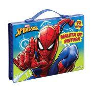 MALETA DE PINTURA SPIDERMAN 72 ITENS MOLIN 05280