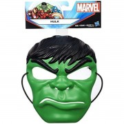 MÁSCARA HULK VALUE AVENGERS MARVEL B0440 HASBRO
