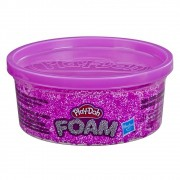 MASSINHA PLAY-DOH FOAM 91G ROXA E8791 HASBRO