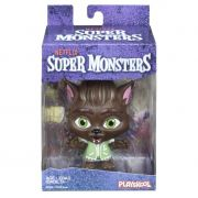 MINI FIGURA 10 CM PLAYSKOOL SUPER MONSTERS LOBO HOWLER