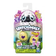 MINI FIGURA SURPRESA HATCHIMALS COLLEGGTIBLES PACK 2 UM SERIE 3  SUNNY