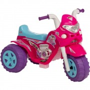 MOTO ELÉTRICA 6V GP RAPTOR GIRLS 734 BIEMME