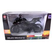 MOTO MULTI MOTORS PRETA ROMA JENSEN
