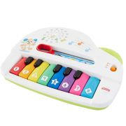 PIANO CACHORRINHO APRENDER E BRINCAR FISHER-PRICE MATTEL GFX34