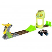 PISTA MONSTER JAM 1:64 PLAYSET ZOMBIE MADNESS 2021 SUNNY