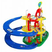 PISTA PERCURSO FANTASTIC PARKING MAPTOYS 347-0