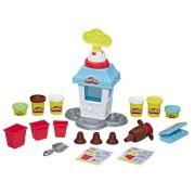 PLAY DOH PIPOQUEIRA KITCHEN CREATIONS FESTA DA PIPOCA