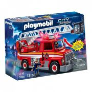 PLAYMOBIL CITY ACTION CARRO DE BOMBEIRO SUNNY 5682