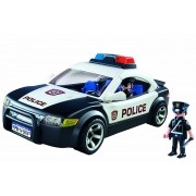 PLAYMOBIL CITY ACTION CARRO DE POLICIA 01047 SUNNY