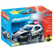 PLAYMOBIL CITY ACTION CARRO DE POLICIA SUNNY 5673