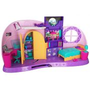 PLAYSET E MINI BONECA POLLY POCKET QUARTO DA POLLY