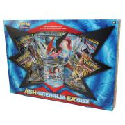 POKÉMON BOX ASH-GRENINJA-EX
