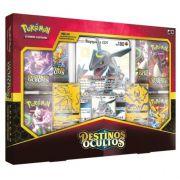 POKEMON BOX SL11.5 DESTINOS OCULTOS PODERES SUPREMOS COPAG 99471