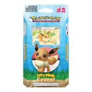POKEMON DECK LETS PLAY EEVEE COPAG 99265