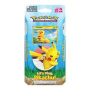 POKEMON DECK LETS PLAY PIKACHU COPAG 99265