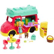 POLLY POCKET FOOD TRUCK 2 EM 1