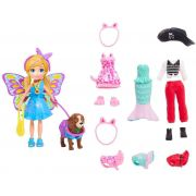POLLY POCKET KIT CACHORRO FANTASIAS