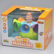 SINOS MUSICAIS ZOOP TOYS ZP00619